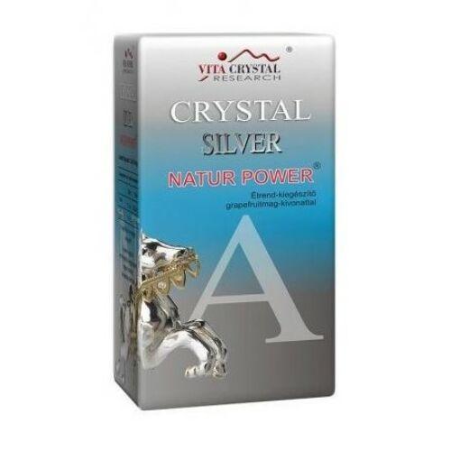 Crystal Silver Nano Silver ezüstkolloid 500 ml