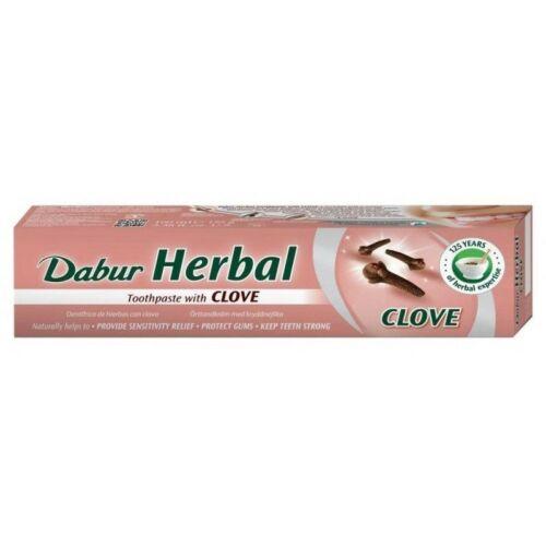 Dabur Herbal fogkrém clove 100 ml