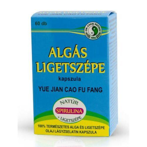 Dr. Chen Alga és ligetszépeolaj kapszula 60 db