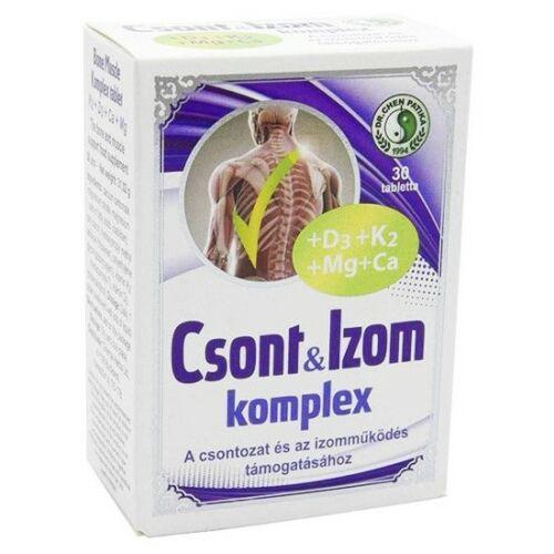 Dr. Chen Csont és izom komplex kapszula 30 db