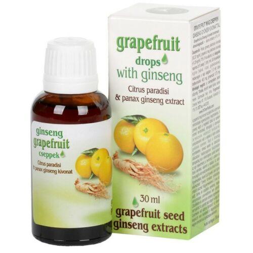 Dr. Chen Ginseng grapefruit cseppek 30 ml
