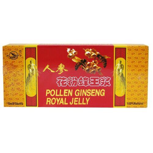 Dr. Chen Pollen ginseng royal jelly ampulla 10x10 ml