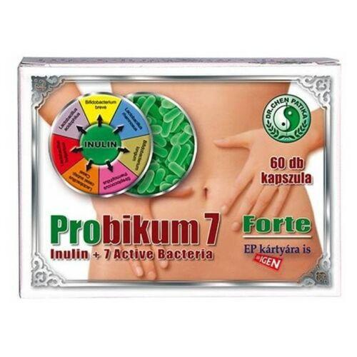 Dr. Chen Probikum 7 forte kapszula 60 db