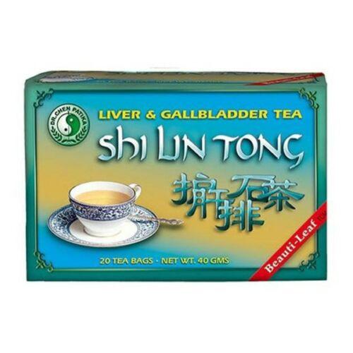 Dr. Chen Shi lin tong májvédő tea filteres 20 db