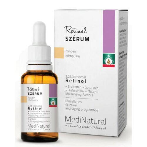 Medinatural Szérum retinol 30 ml