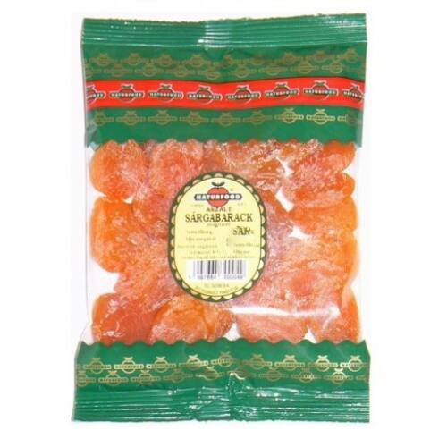 Naturfood Aszalt sárgabarack 200 g