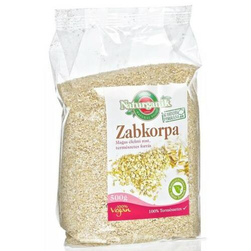 Naturmind Zabkorpa 500 g