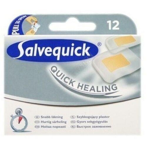 Salvequick Sebtapasz gyors sebgyógyítás 12 db
