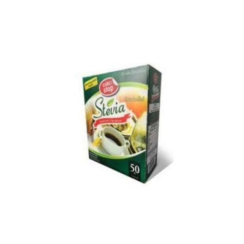 Cukor-Stop Stevia por 50x1 g